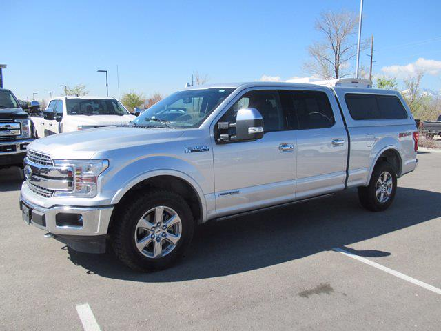 2018 F-150 SuperCrew Cab 4x4,  Pickup #T27852 - photo 3