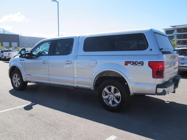 2018 F-150 SuperCrew Cab 4x4,  Pickup #T27852 - photo 5