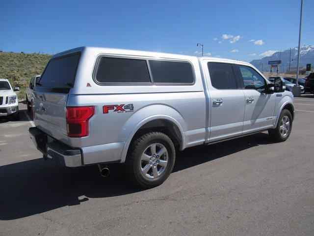 2018 F-150 SuperCrew Cab 4x4,  Pickup #T27852 - photo 7