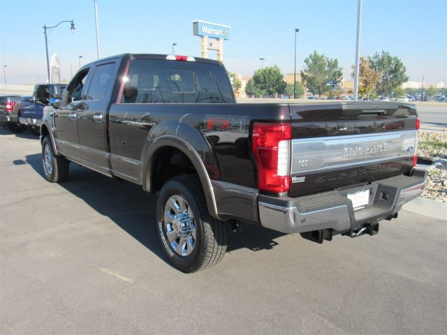 2019 F-350 Crew Cab 4x4,  Pickup #T27879 - photo 4