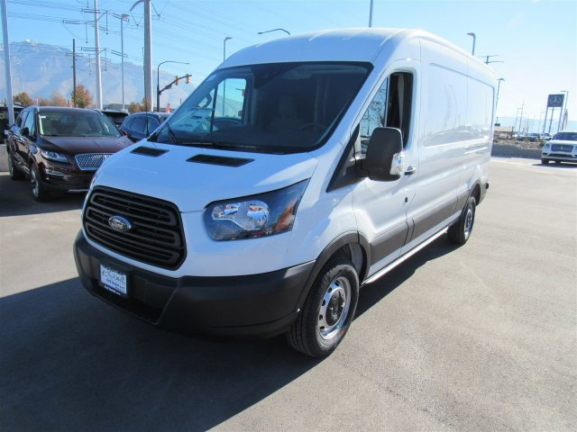 2019 Transit 350 Med Roof 4x2,  Empty Cargo Van #T27934 - photo 6