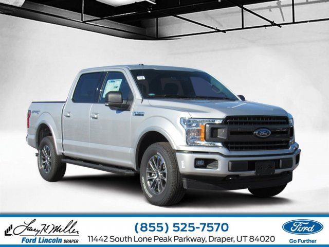2018 F-150 SuperCrew Cab 4x4,  Pickup #T28093 - photo 1