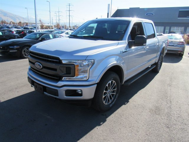 2018 F-150 SuperCrew Cab 4x4,  Pickup #T28093 - photo 9