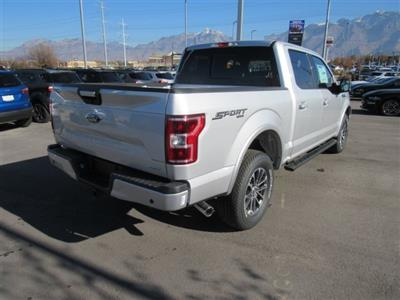 2018 F-150 SuperCrew Cab 4x4,  Pickup #T28093 - photo 2