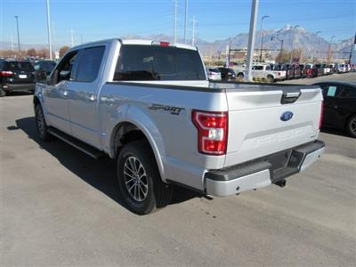 2018 F-150 SuperCrew Cab 4x4,  Pickup #T28093 - photo 7