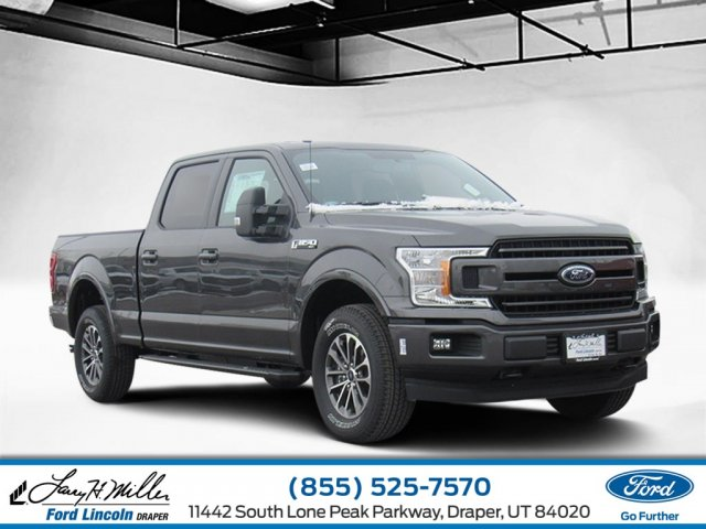 2018 F-150 SuperCrew Cab 4x4,  Pickup #T28112 - photo 1