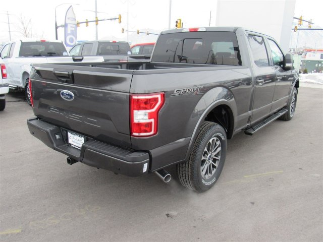 2018 F-150 SuperCrew Cab 4x4,  Pickup #T28112 - photo 2