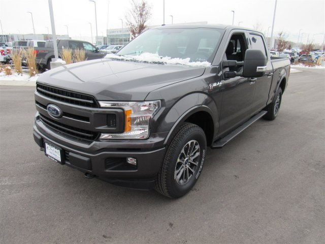 2018 F-150 SuperCrew Cab 4x4,  Pickup #T28112 - photo 9