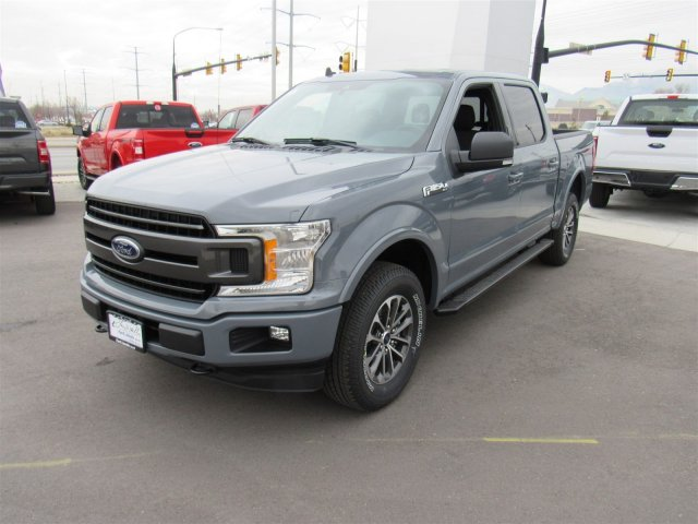 2019 F-150 SuperCrew Cab 4x4,  Pickup #T28126 - photo 5