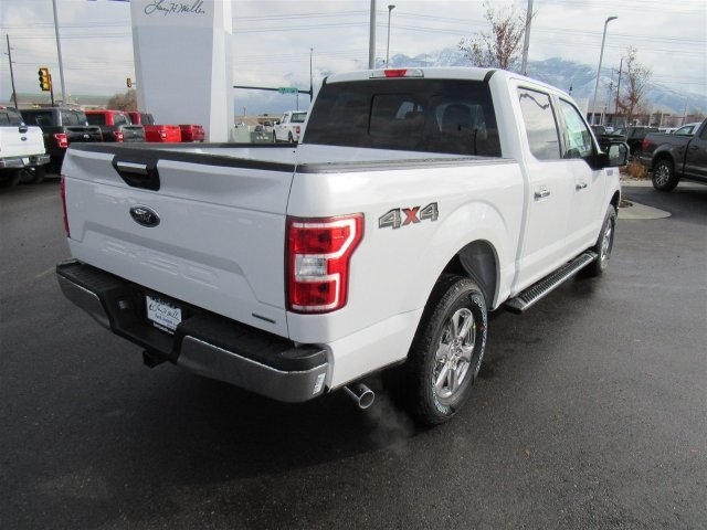 2019 F-150 SuperCrew Cab 4x4,  Pickup #T28169 - photo 2