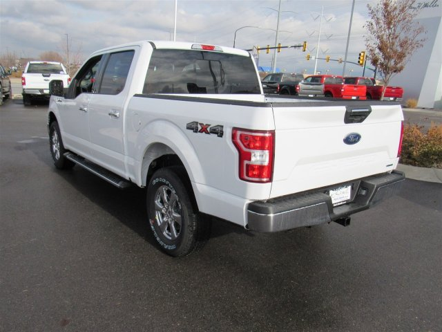 2019 F-150 SuperCrew Cab 4x4,  Pickup #T28169 - photo 4