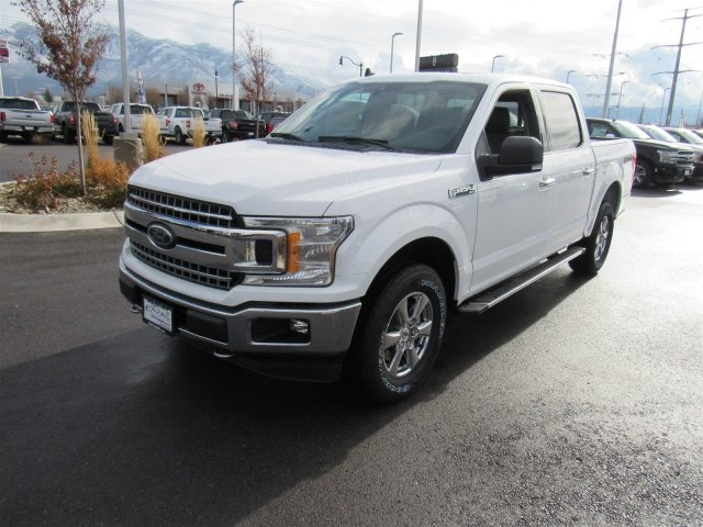 2019 F-150 SuperCrew Cab 4x4,  Pickup #T28169 - photo 5