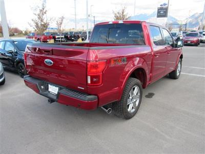 2018 F-150 SuperCrew Cab 4x4,  Pickup #T28305 - photo 2