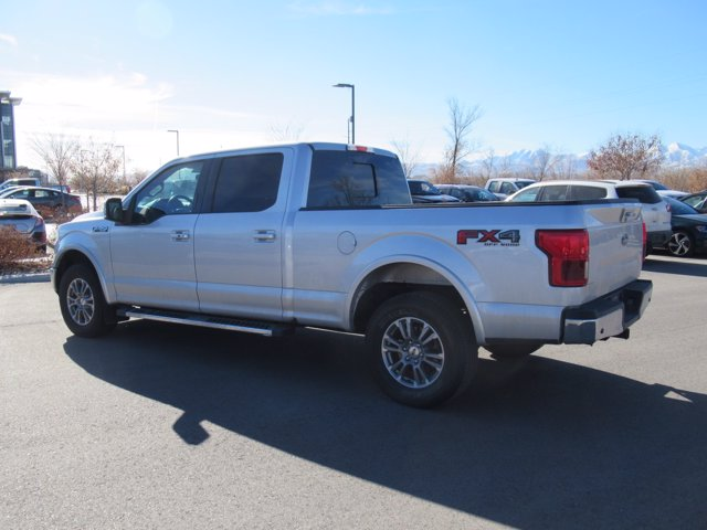 2018 F-150 SuperCrew Cab 4x4,  Pickup #T28358 - photo 5