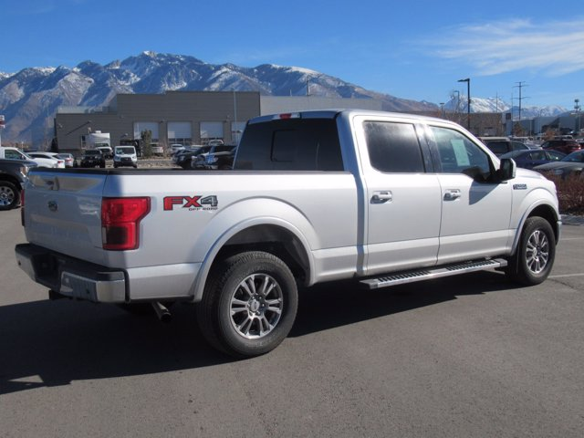 2018 F-150 SuperCrew Cab 4x4,  Pickup #T28358 - photo 7