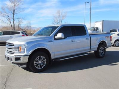 2018 F-150 SuperCrew Cab 4x4,  Pickup #T28358 - photo 3
