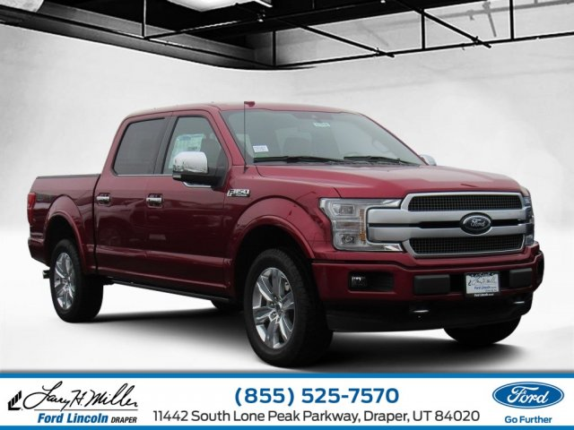 2018 F-150 SuperCrew Cab 4x4,  Pickup #T28363 - photo 1