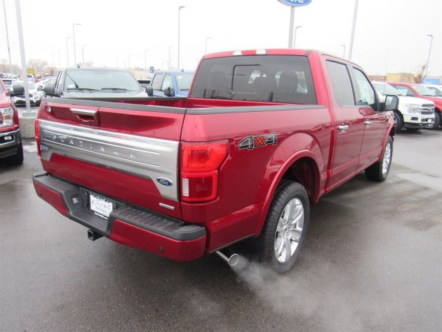 2018 F-150 SuperCrew Cab 4x4,  Pickup #T28363 - photo 2
