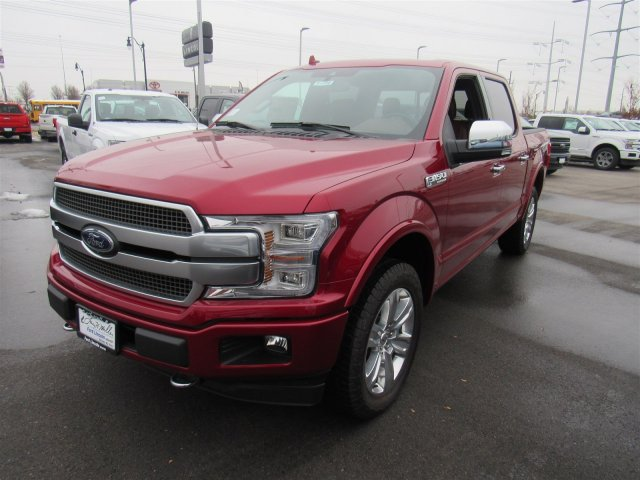 2018 F-150 SuperCrew Cab 4x4,  Pickup #T28363 - photo 8
