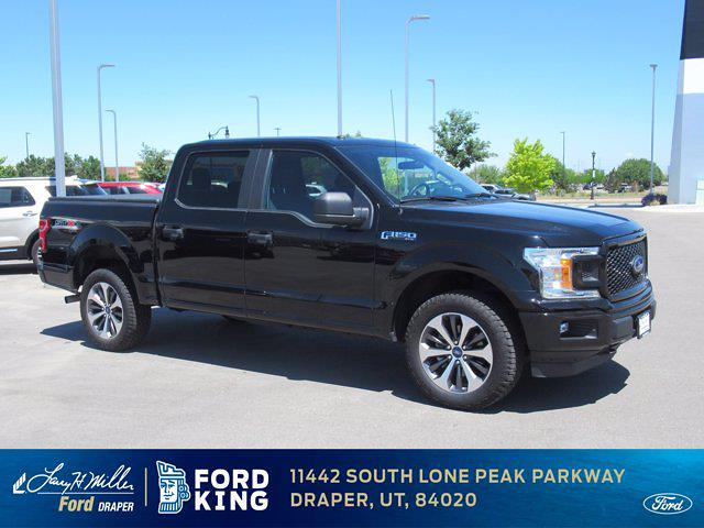 2019 F-150 SuperCrew Cab 4x4,  Pickup #T28808 - photo 1