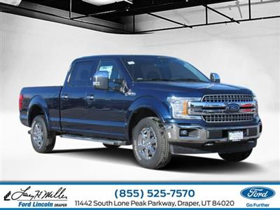 2019 F-150 SuperCrew Cab 4x4,  Pickup #T28865 - photo 1