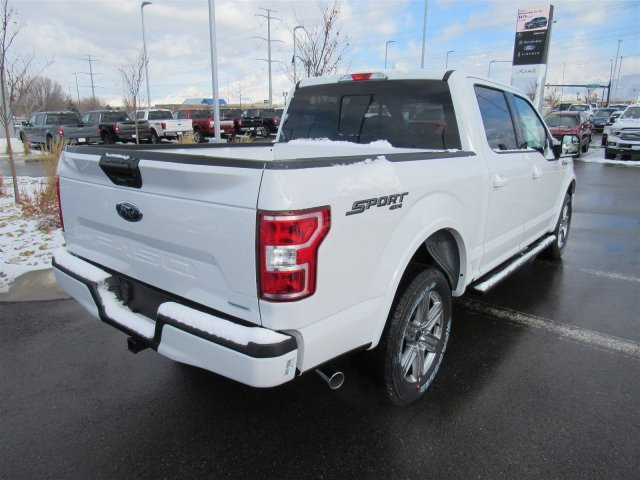 2019 F-150 SuperCrew Cab 4x4,  Pickup #T28900 - photo 2