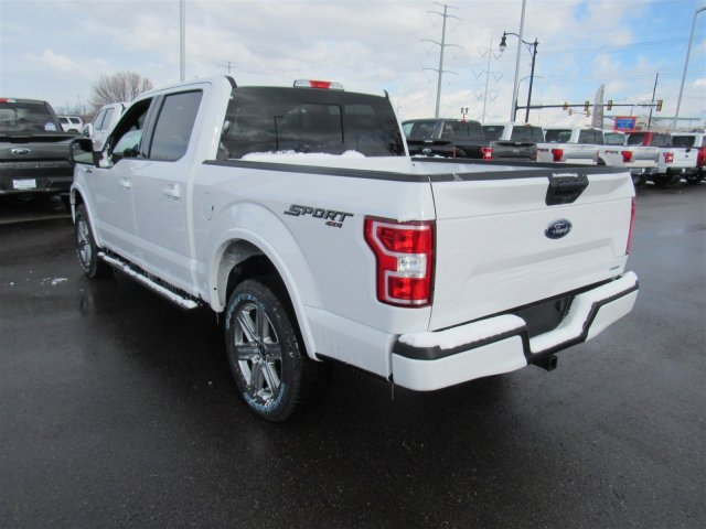 2019 F-150 SuperCrew Cab 4x4,  Pickup #T28900 - photo 4