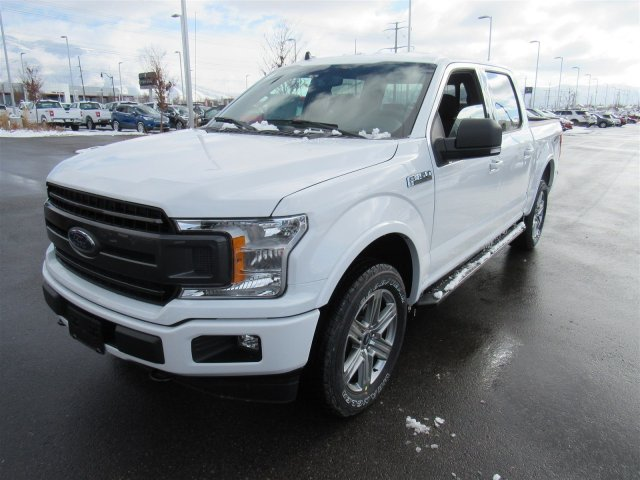 2019 F-150 SuperCrew Cab 4x4,  Pickup #T28900 - photo 5