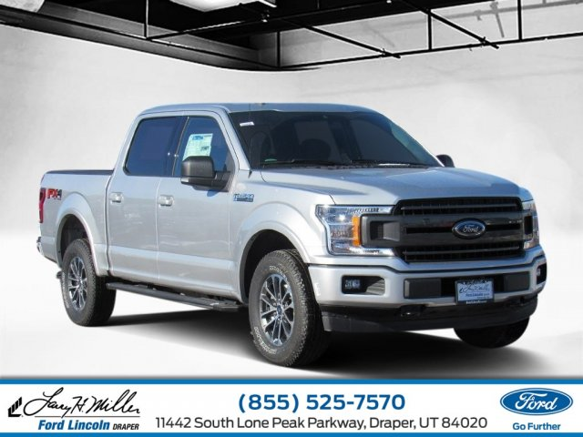 2019 F-150 SuperCrew Cab 4x4,  Pickup #T28913 - photo 1