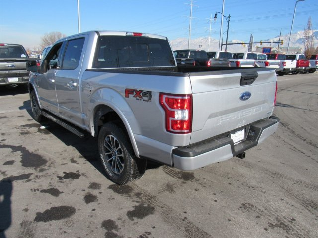 2019 F-150 SuperCrew Cab 4x4,  Pickup #T28913 - photo 4