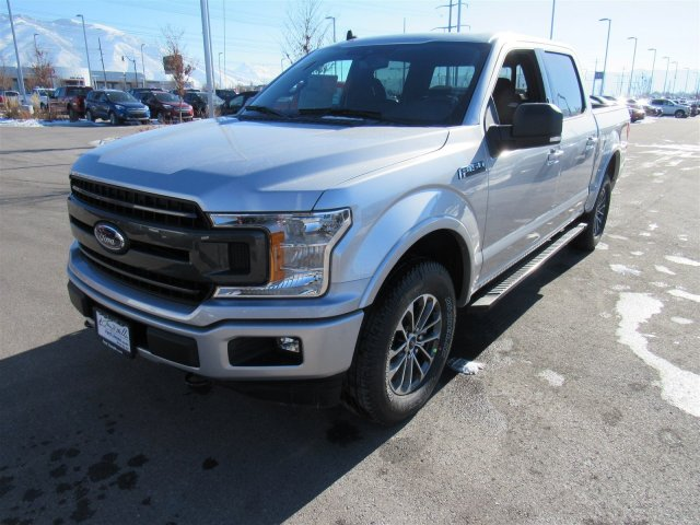 2019 F-150 SuperCrew Cab 4x4,  Pickup #T28913 - photo 5