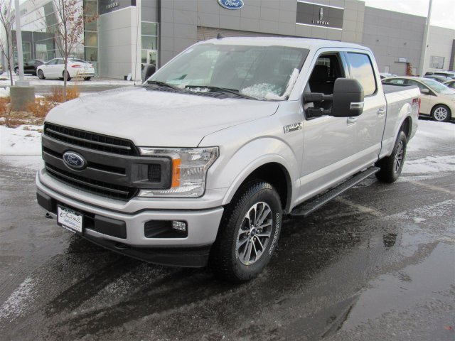 2019 F-150 SuperCrew Cab 4x4,  Pickup #T28950 - photo 5