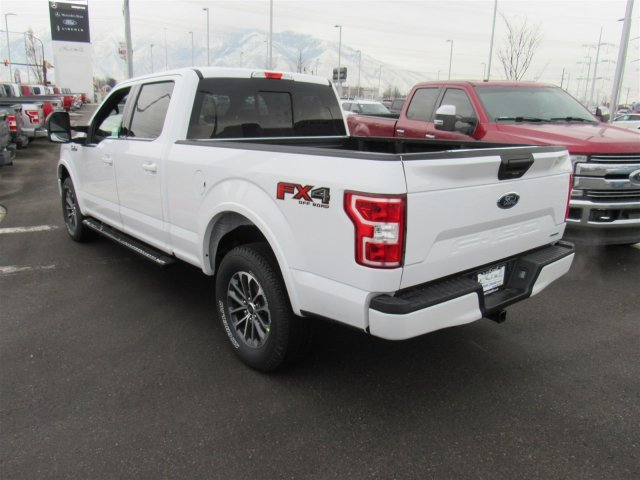 2019 F-150 SuperCrew Cab 4x4,  Pickup #T28997 - photo 3