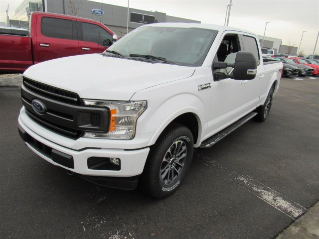 2019 F-150 SuperCrew Cab 4x4,  Pickup #T28997 - photo 4