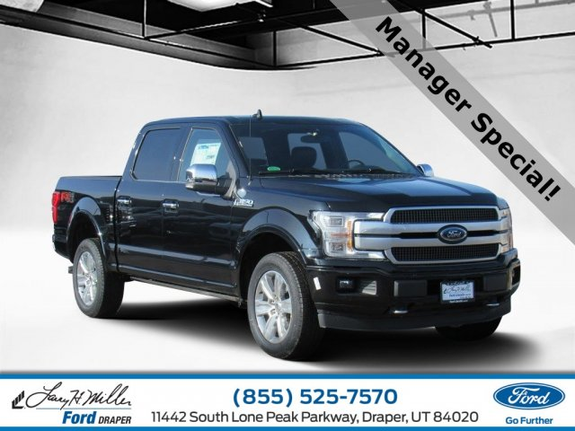 2019 F-150 SuperCrew Cab 4x4,  Pickup #T29029 - photo 1