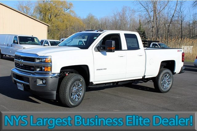 2016 Silverado 2500 Double Cab 4x4, Pickup #16C119T - photo 3