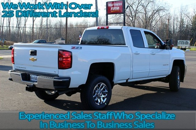 2016 Silverado 2500 Double Cab 4x4, Pickup #16C119T - photo 2
