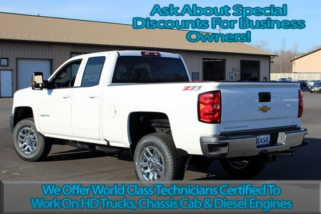 2016 Silverado 2500 Double Cab 4x4, Pickup #16C119T - photo 6