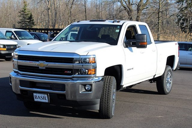 2016 Silverado 2500 Double Cab 4x4, Pickup #16C119T - photo 7