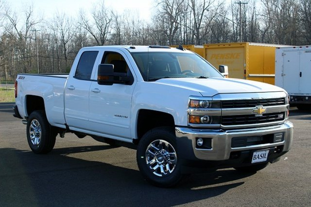 2016 Silverado 2500 Double Cab 4x4, Pickup #16C119T - photo 8