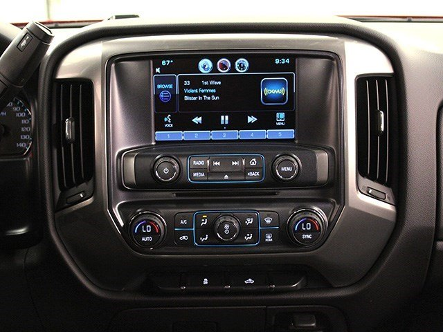 2016 Silverado 2500 Double Cab 4x4, Pickup #16C157T - photo 18