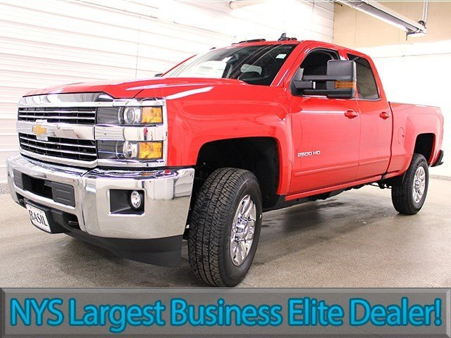 2016 Silverado 2500 Double Cab 4x4, Pickup #16C157T - photo 3