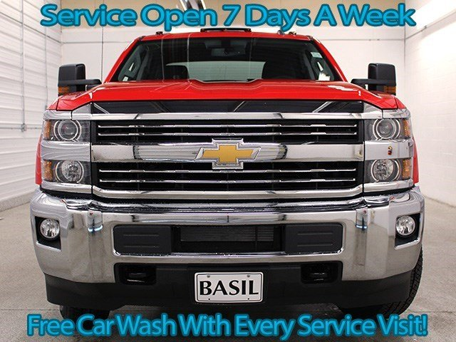 2016 Silverado 2500 Double Cab 4x4, Pickup #16C157T - photo 4
