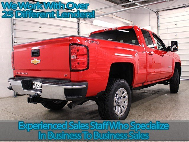 2016 Silverado 2500 Double Cab 4x4, Pickup #16C157T - photo 2