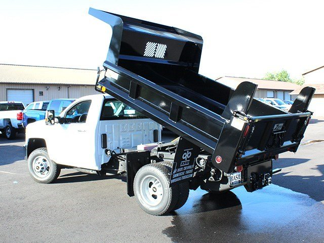 2016 Silverado 3500 Regular Cab 4x4, Rugby Dump Body #16C172T - photo 19