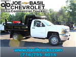 2016 Silverado 3500 Regular Cab 4x4, Rugby Dump Body #16C172T - photo 1