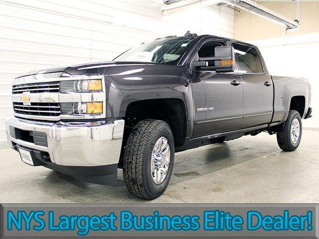 2016 Silverado 2500 Crew Cab 4x4, Pickup #16C176T - photo 3