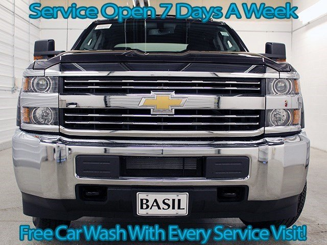 2016 Silverado 2500 Crew Cab 4x4, Pickup #16C176T - photo 4