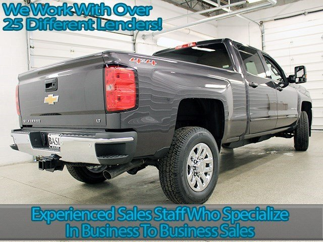 2016 Silverado 2500 Crew Cab 4x4, Pickup #16C176T - photo 2