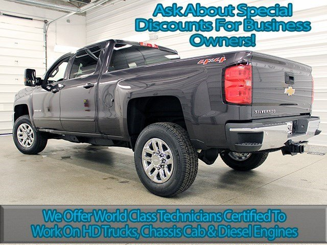 2016 Silverado 2500 Crew Cab 4x4, Pickup #16C176T - photo 6